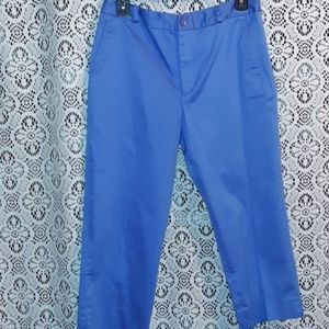 Ralph Lauren Light Blue Capri Pants
